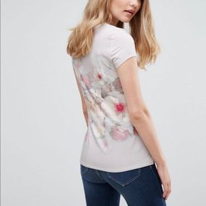 Ted Baker Tops - Ted Baker Chelsea fitted t-shirt